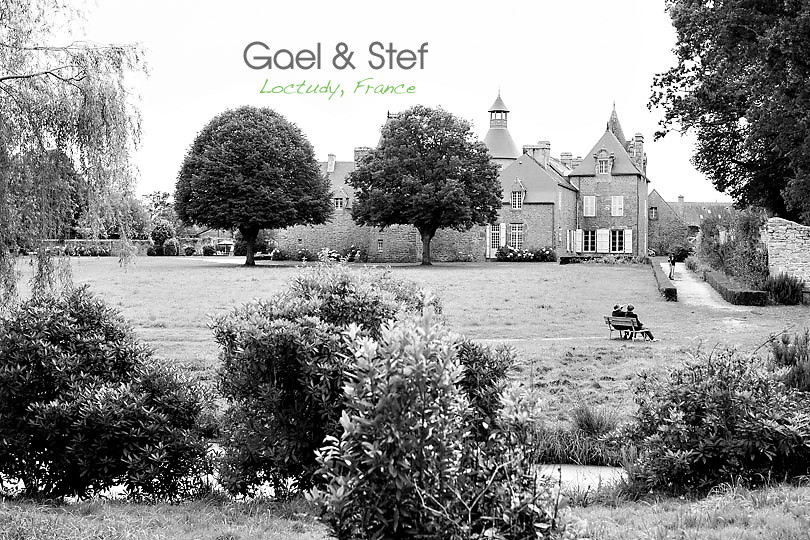 Gael & Stef cover