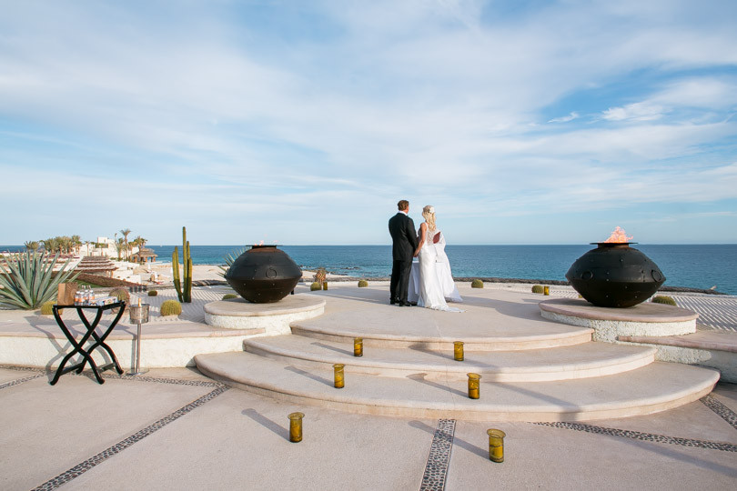 Cabo wedding photographers Ana & Jerome at Las Ventanas al Paraiso-34
