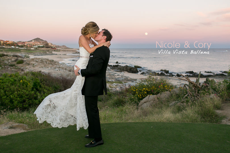 Cabo Wedding photographer at Villa Vista Ballena-2