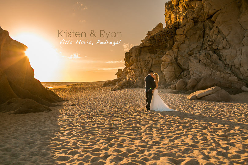 Cabo Wedding photography at Villa Maria-1